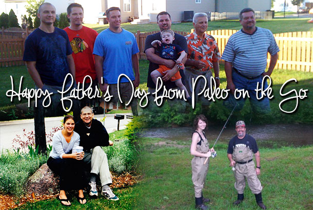 CEO and Founder Dave Rohde with his family on Fathers Day 214