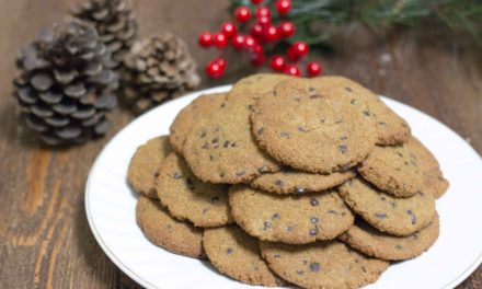 DIY Paleo Chocolate Chip Cookies