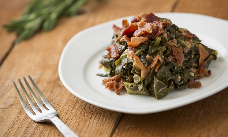 DIY Paleo Collard Greens