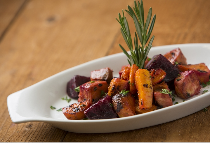 DIY Paleo Roasted Root Veggies