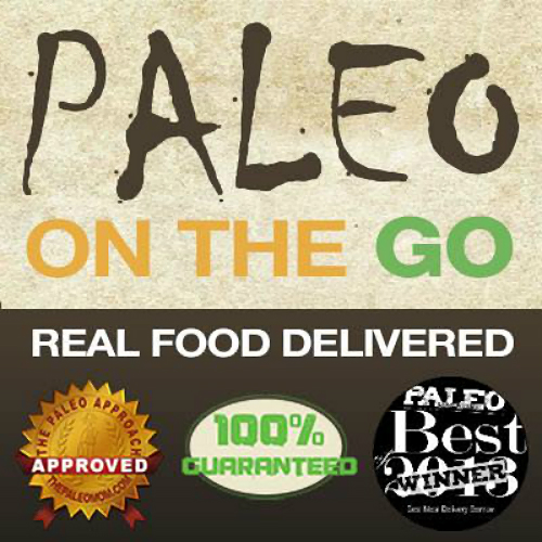 Paleo on the Go in the Community