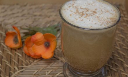 DIY Paleo Pumpkin Latte Recipe