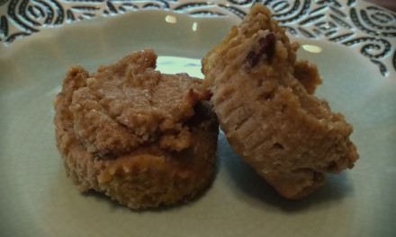 AIP Paleo Banana Pumpkin Pucks Recipe