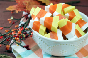gluten free candy corn gummies