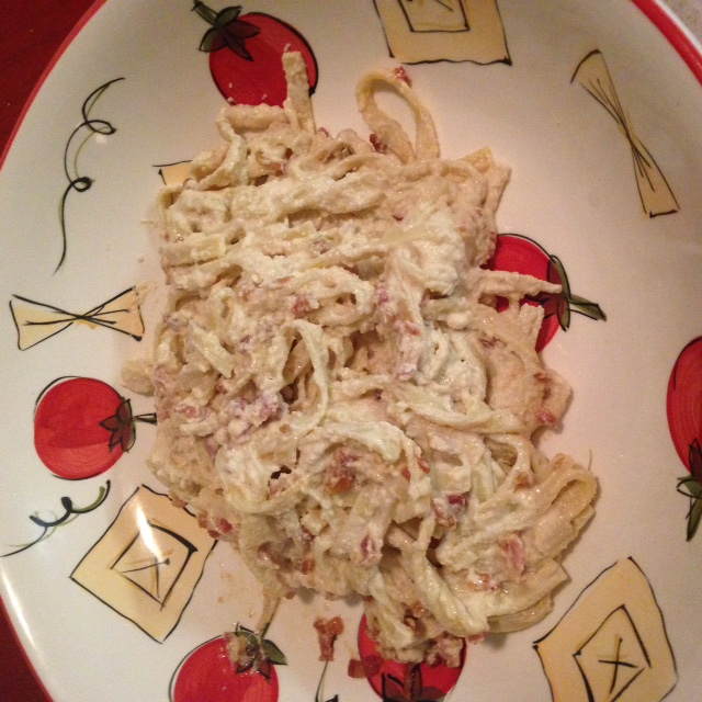 Could it really be true? Paleo Fettucine Alfredo