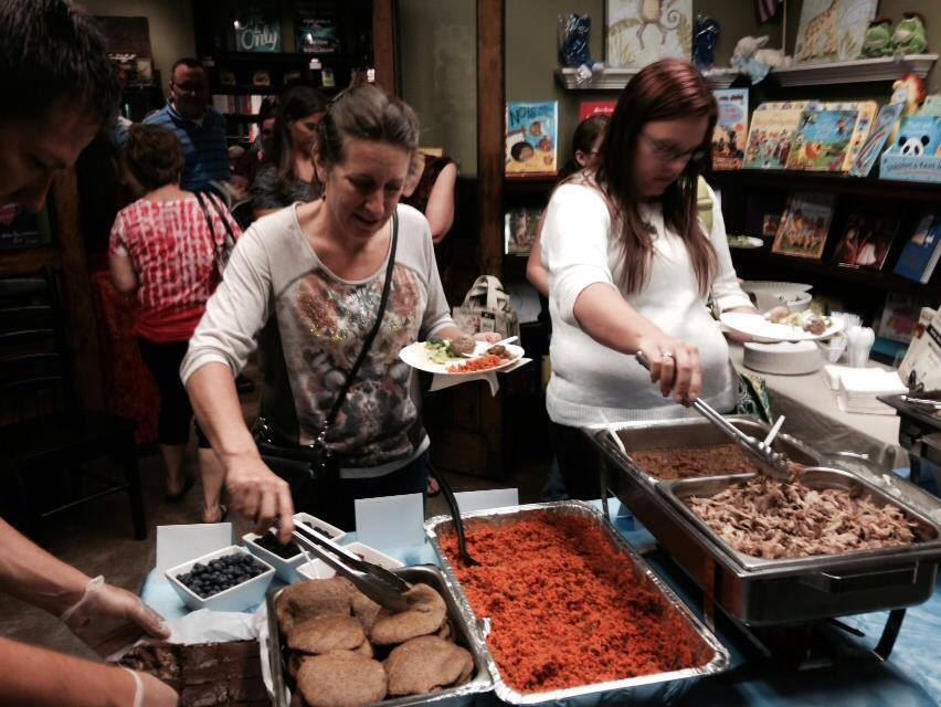 Recapping our trip to Atlanta for The Paleo Approach Cookbook Release Party