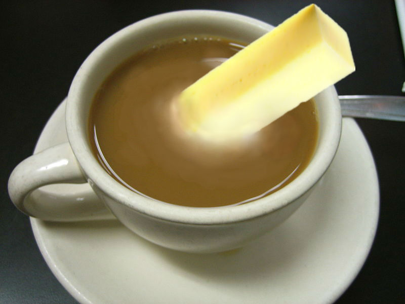 Butter in Your Coffee,The How's and Why's