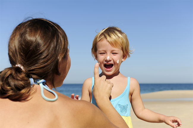 Safer Sunscreen Options
