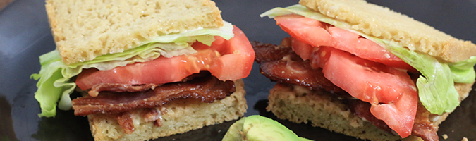 The Perfect Paleo Sandwich