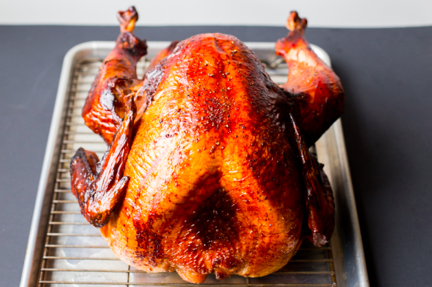 Perfect Paleo Smoked Turkey