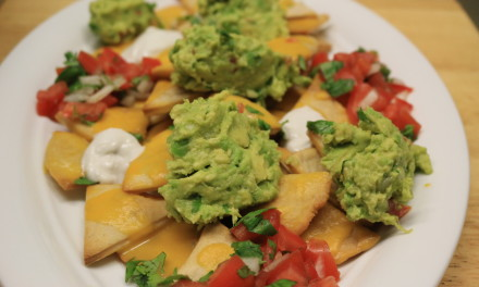 Paleo and Grain-Free Nachos Grande