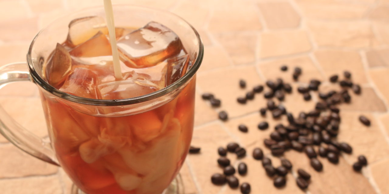 Low-Acid Cold Brew Coffee