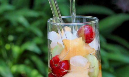Fruit and Veggie Infused Water for Summer