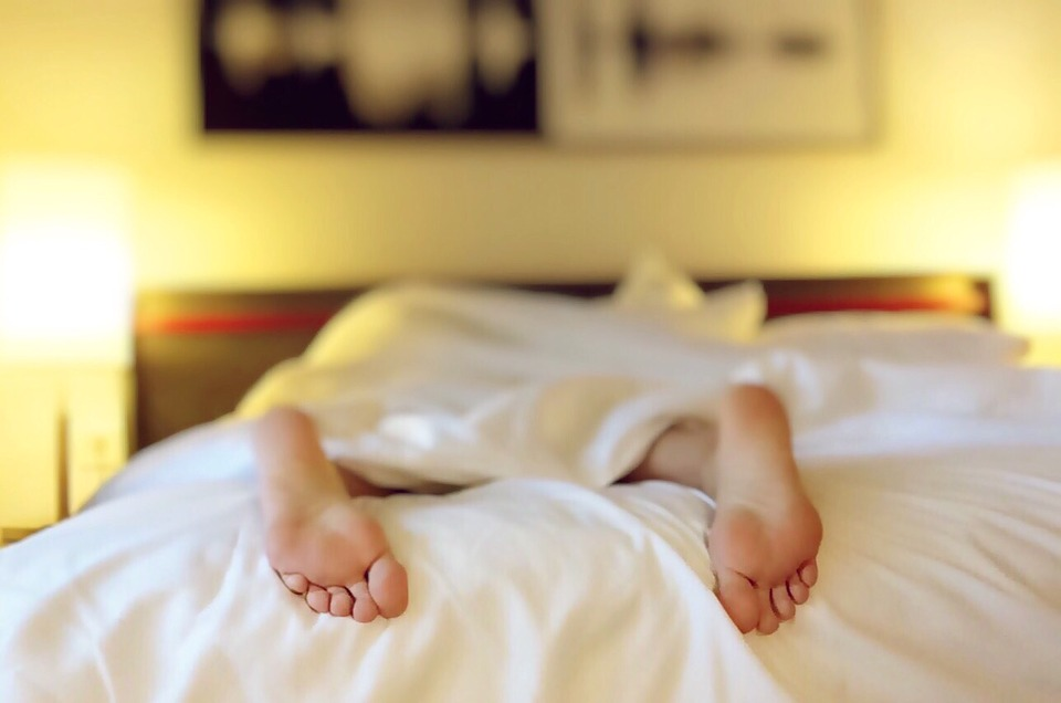 Five Ideas for Better Sleep