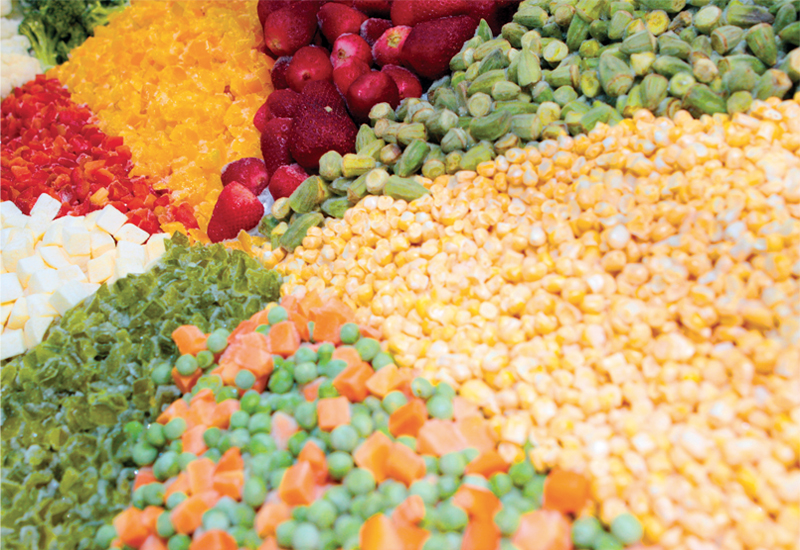 Frozen vegetables vs fresh which is fresher
