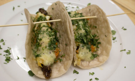 Are Grasshopper Tacos the Food of the Future?