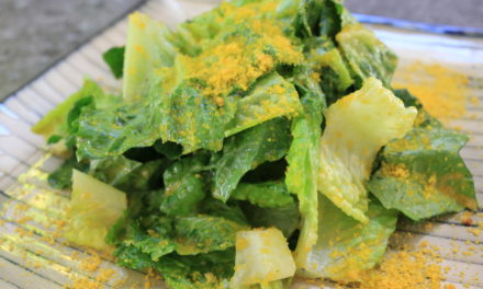Caesar Salad with Bottarga