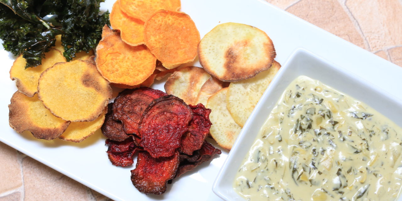 4 Paleo Chips You Should Be Making at Home