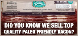 Buy Pederson's Farm Sugar Free Bacon Here!