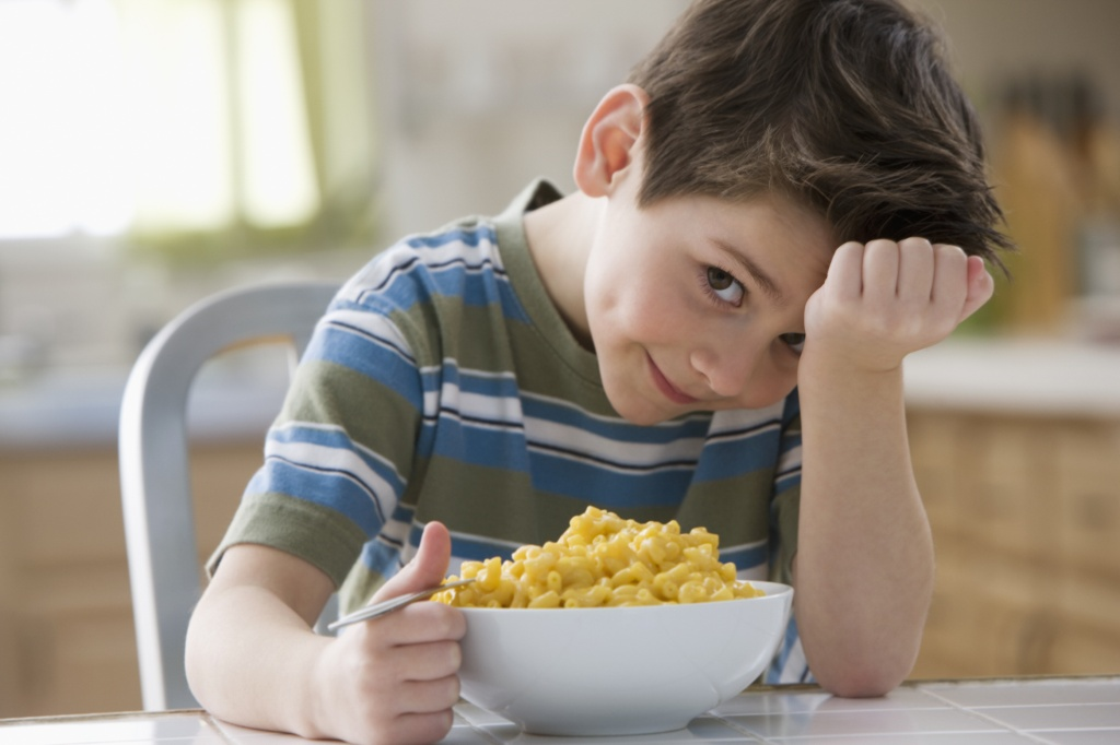 Why Kids Shouldn't Eat From The Kid's Menu