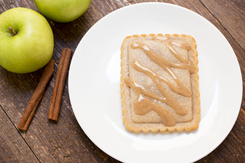 Apple Cinnamon Paleo-Tart