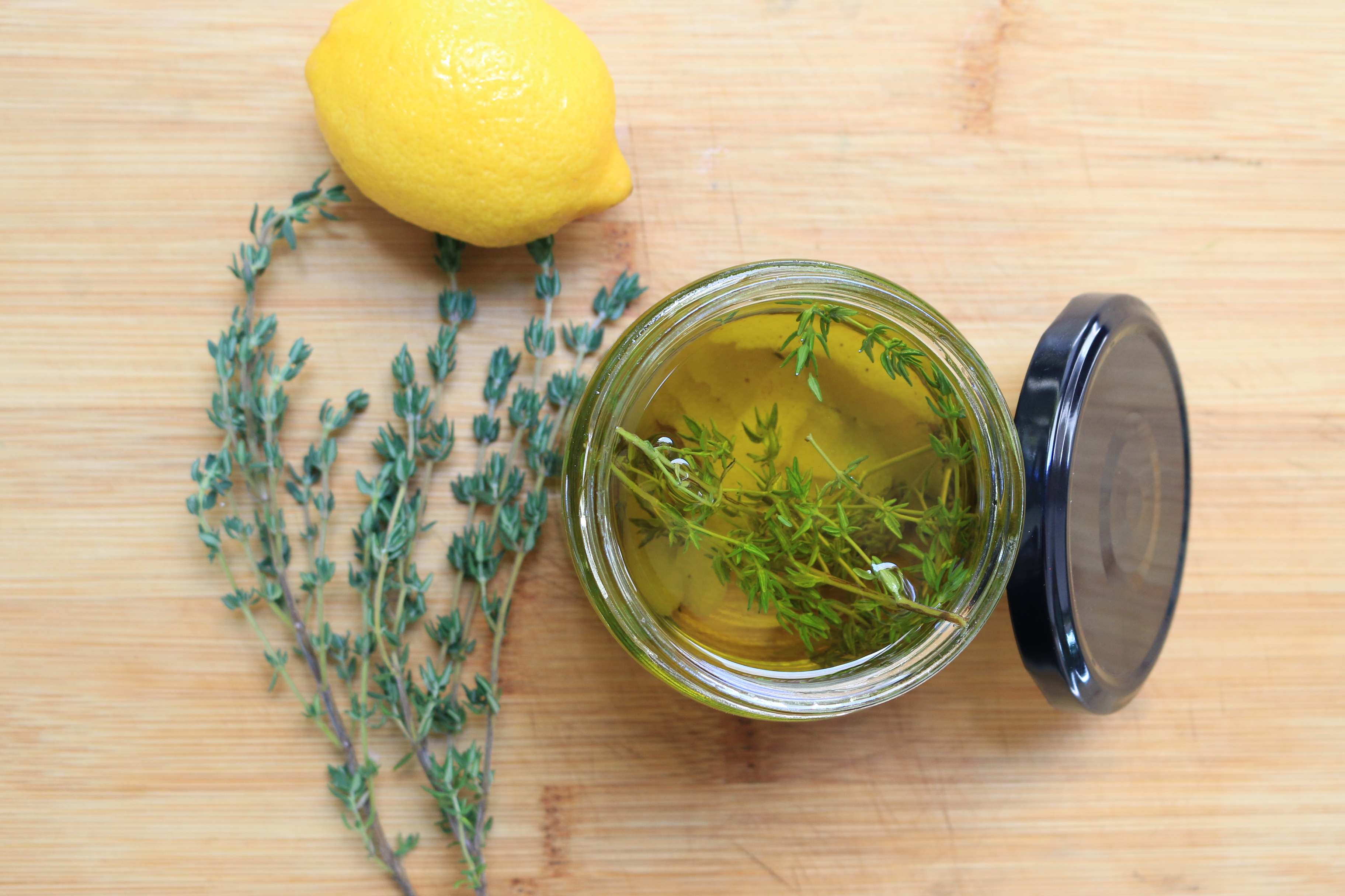 Three Infused Oils You Need in Your Kitchen