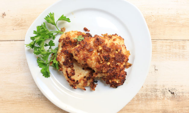Chipotle Honey Crusted Chicken Breast
