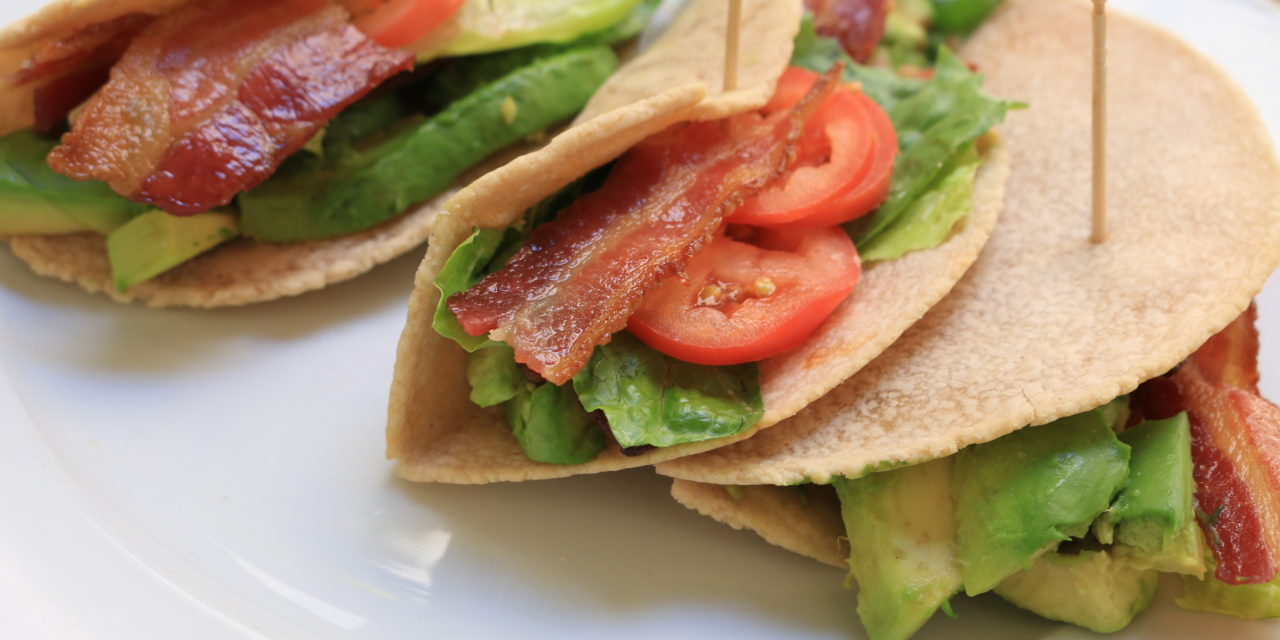 Paleo BLT Wrap Starring Avocado
