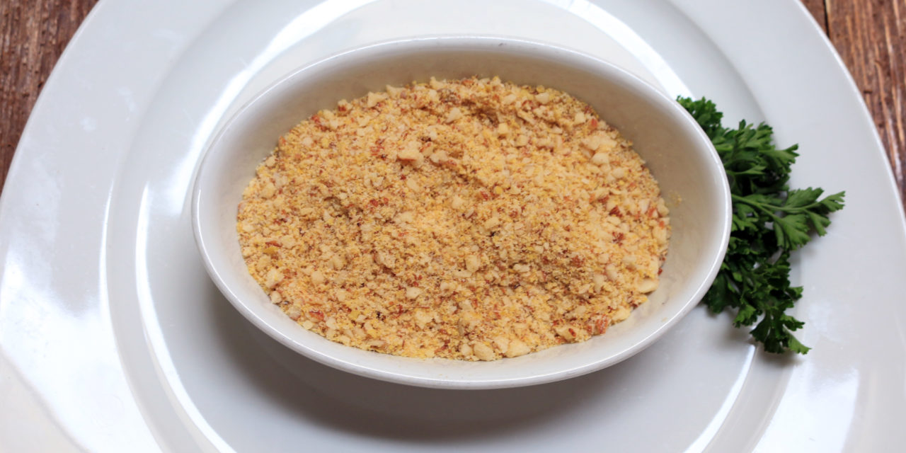 "Easy to Make Paleo ""Parmesan"" Cheese"