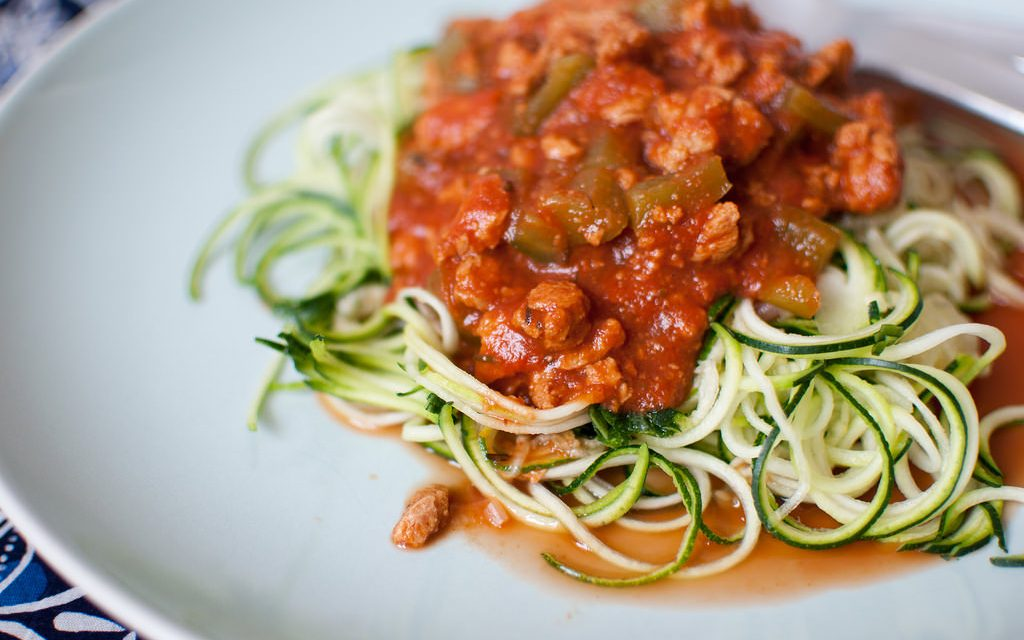 Make Zucchini Noodles Without a Spiralizer