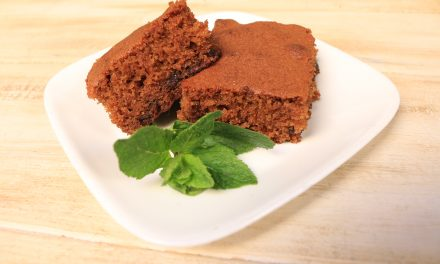 Paleo Blonde Brownie