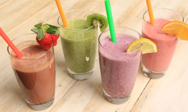 Five Paleo/AIP Smoothies – Paleo on the Go