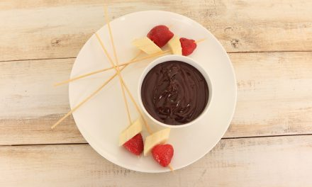 Mexican Chocolate Fondue – Paleo on the Go