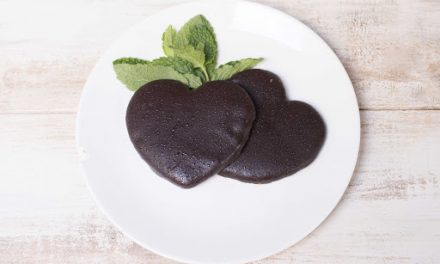 AIP/Paleo Carob Slim Mint Cookie Trio