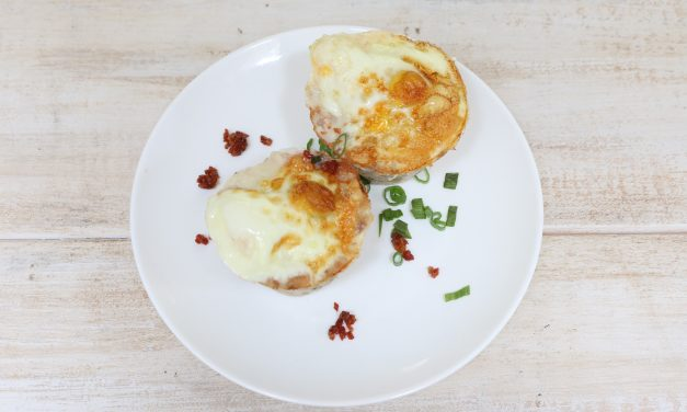 Paleo Breakfast on the Go, Sausage Egg Muffin Cups