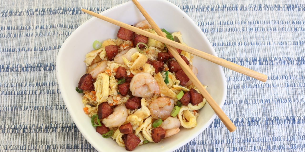 Paleo House Fried Rice – Paleo on the Go