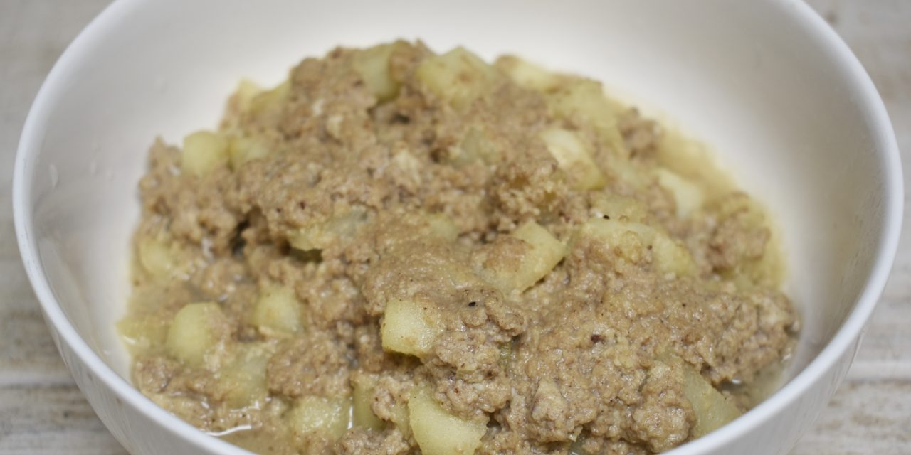 Hey Mom What's for Breakfast? Easy Paleo Oatmeal!