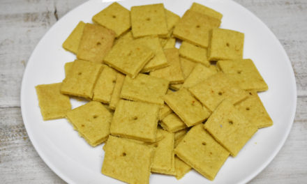 "Easy Paleo Snack Time: Chef Ann's ""Cheese-Its"""