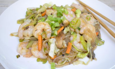 Love Chinese Take Out? Try our Paleo Take Out – Shrimp Lo Mein