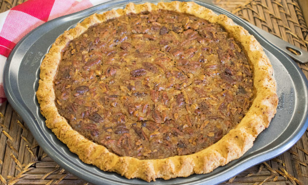 Rich and Decadent Paleo Pecan Pie