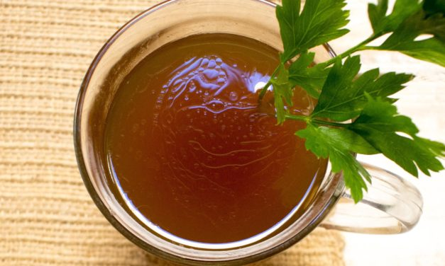 Bone Broth Flavor Infusions