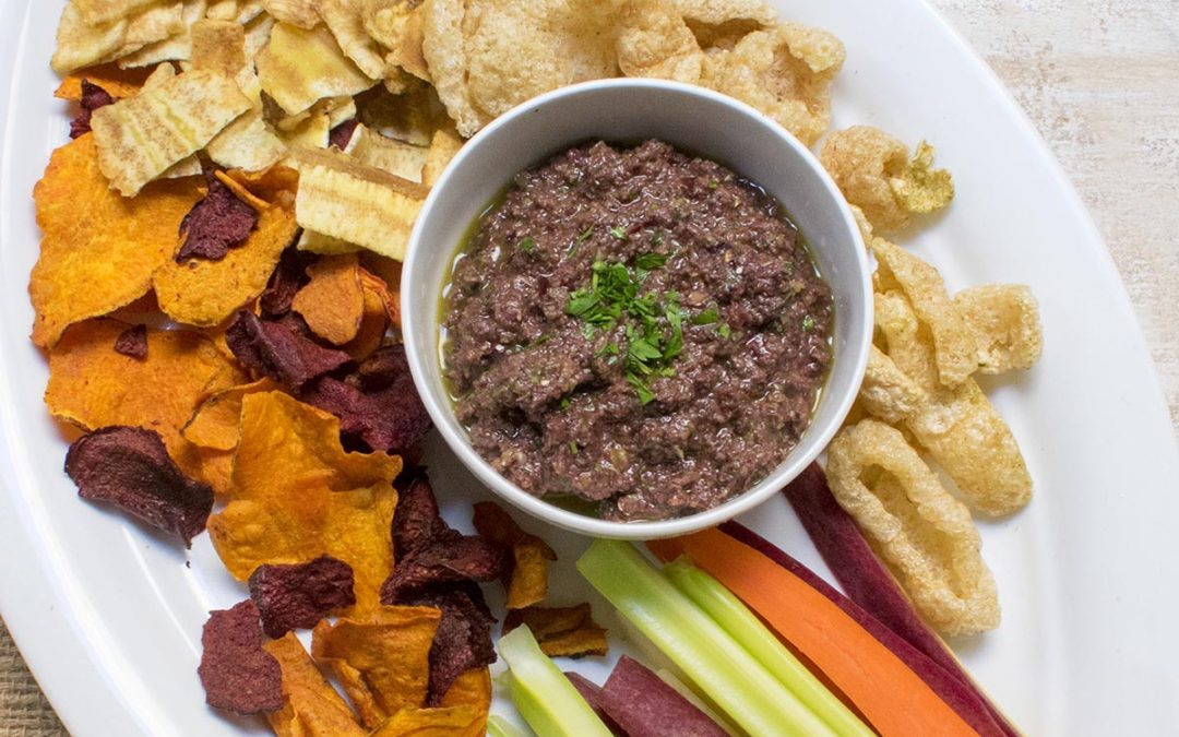 AIP Olive Tapenade