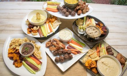 Six Great AIP Appetizers for your Superbowl Party