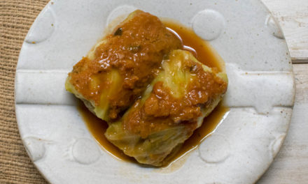 Instant Pot Stuffed Cabbage (AIP)