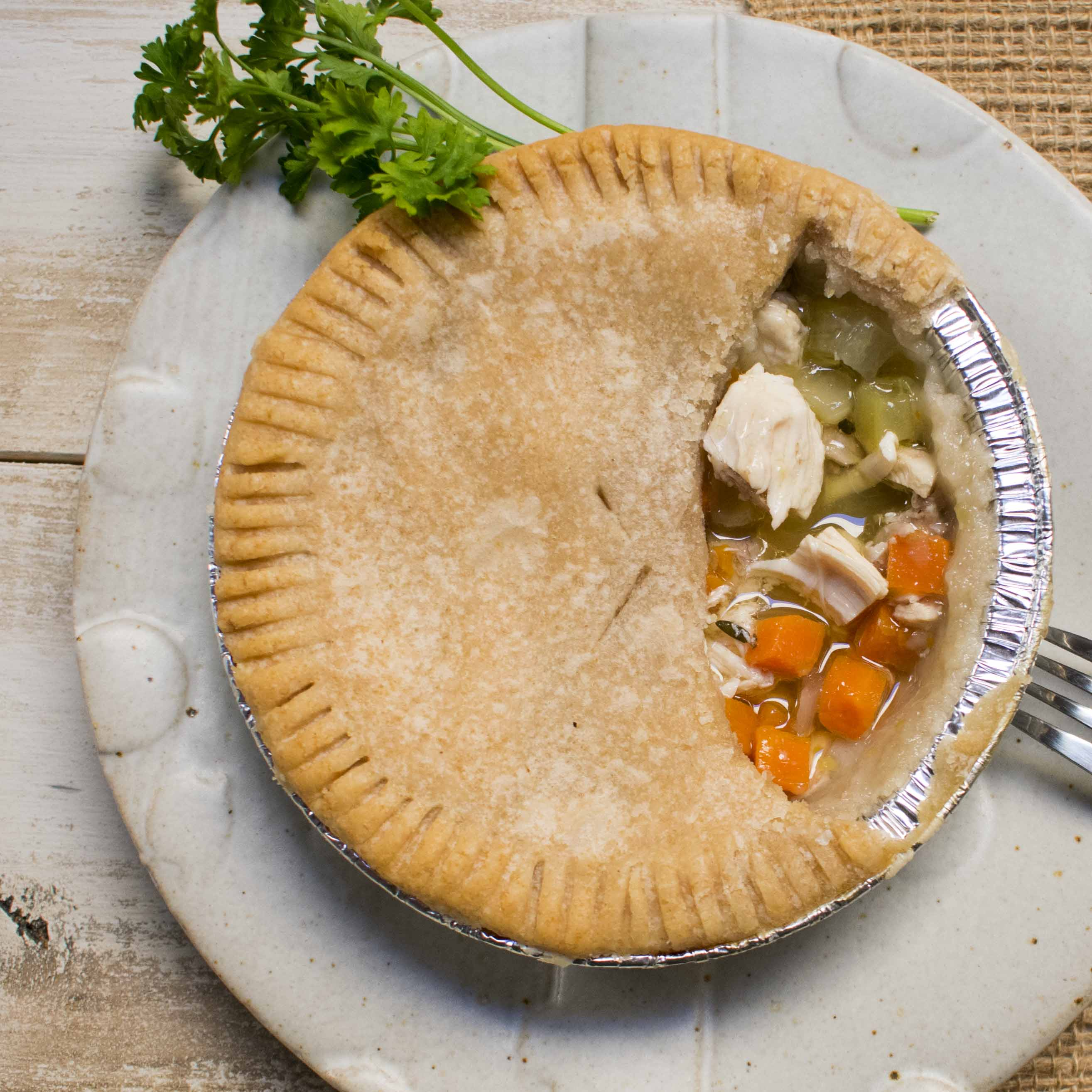 paleo chicken pot pie