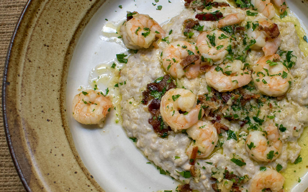 Shrimp and Grits (AIP)
