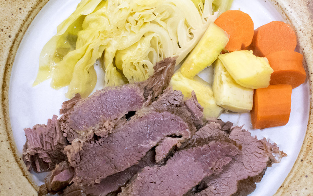 Traditional Corned Beef and Cabbage (AIP)