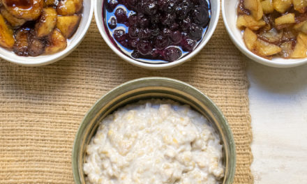Amazing Grain-Free Oatmeal Four Ways (AIP)