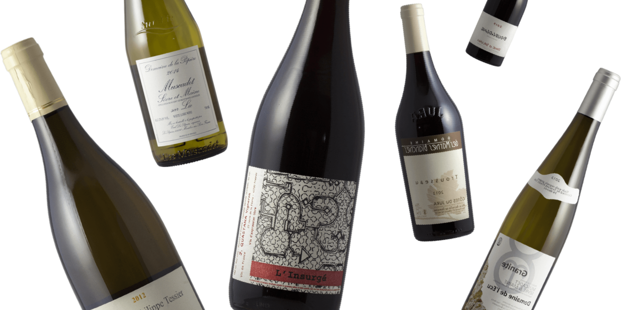 Menu Pairings with Dry Farm Wines from the POTG Test Kitchen