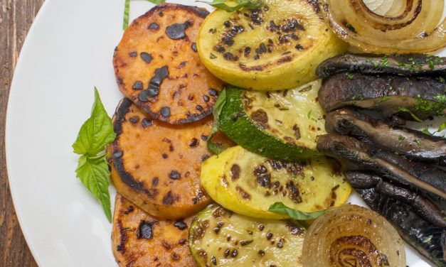 Delicious Paleo/AIP/Keto Grilled Vegetables – POTG Test Kitchen